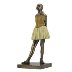 DANSEUSE DEGAS BRONZE STATUE SCULPTURE