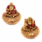 PORTE ENCENS BOUDDHA CHINOIS LOT 2 ASSORTIS