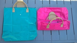 SAC A PROVISIONS PLIABLE SHOPPING BAG